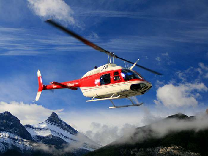 Helicopter Flights