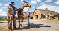 Giddy Up! Discover Banff by Horseback