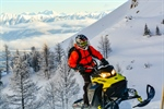 Crush Powder and Wow With Banff Adventures Snowmobile Tours