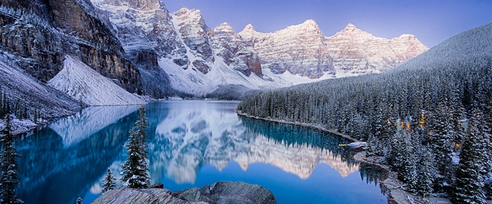 Discover The Ultimate Winter Wonderland in Banff