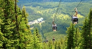 Ride To The Top Of The World With The Banff Gondola!