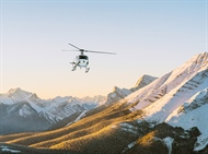 Rocky Mountain Majesty: Helicopter Flights With Banff Adventures