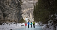 Take a Walk on the Wild Side With Banff Adventure Ice Walks