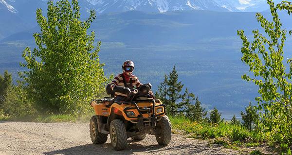 Banff Adventures - Banff Summer ATV Tours