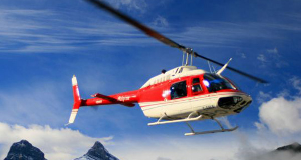 Banff Adventures - Helicopter Flights and Tours