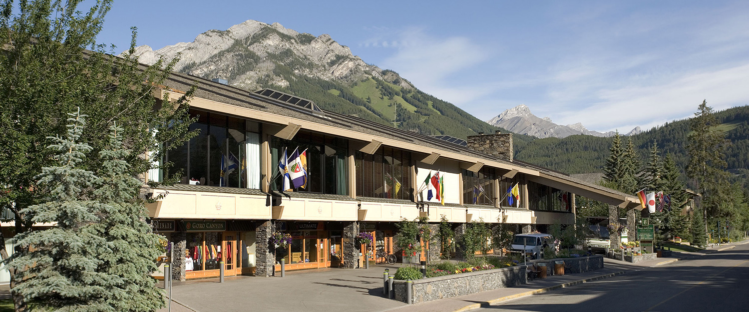 Affordable Banff Hotels and Inns