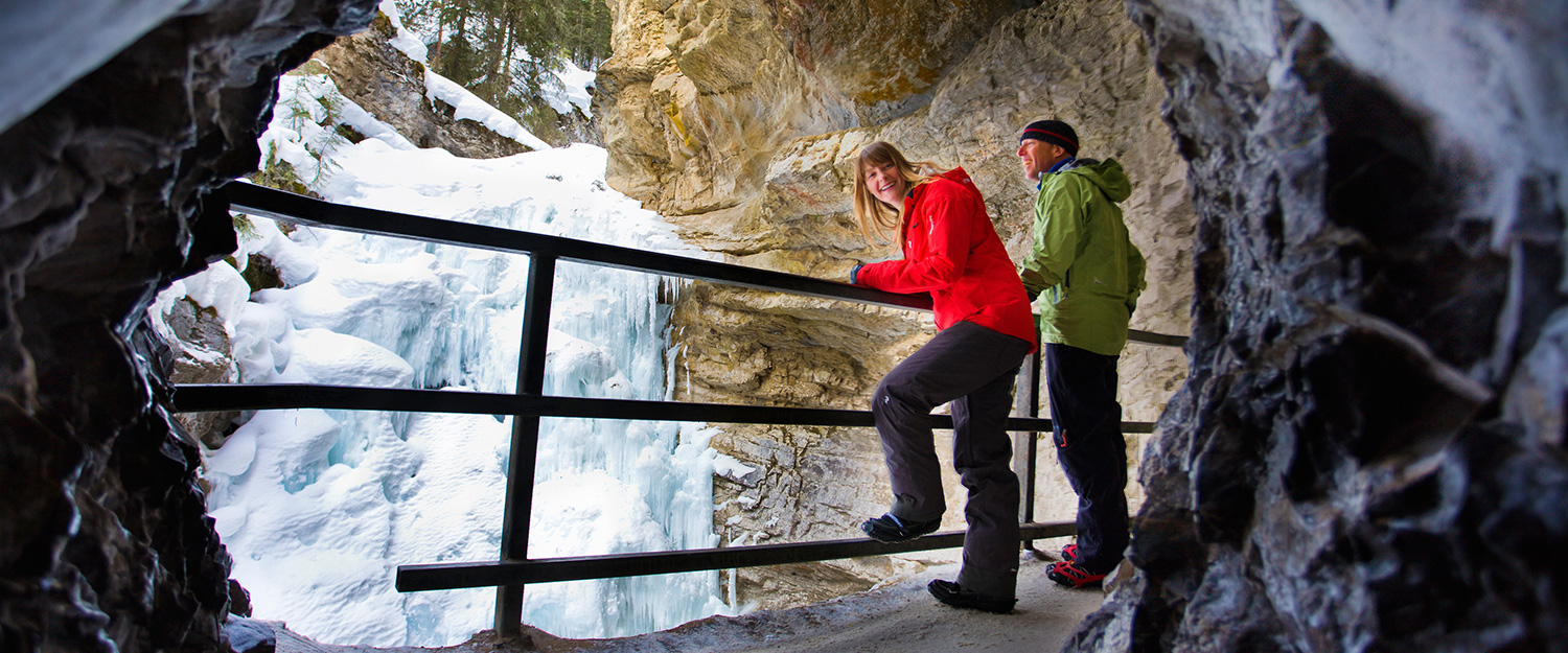 Banff Winter Vacation Packages