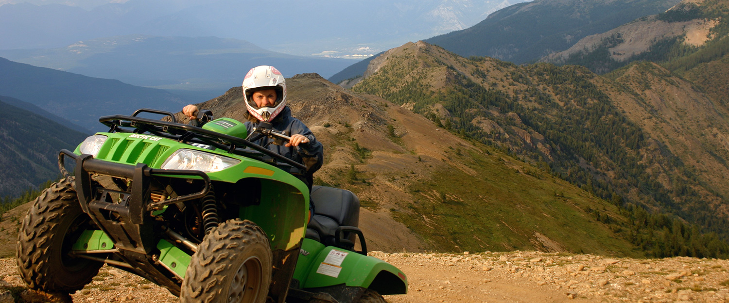 Banff ATV Tours