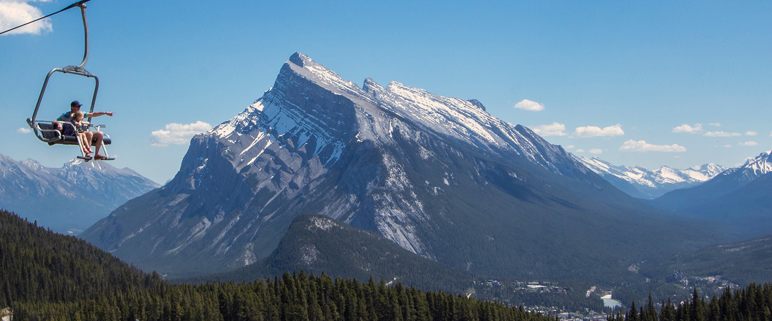 Banff Summer Attractions