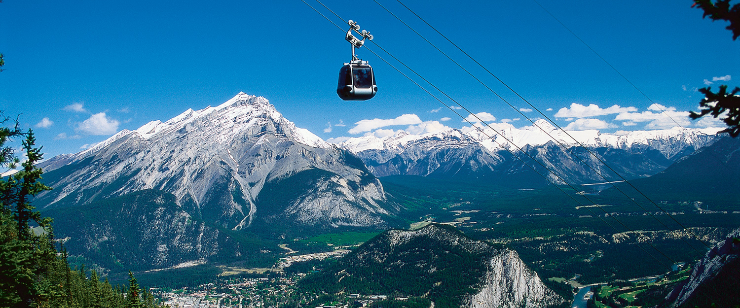 Banff Summer Gondola Tours