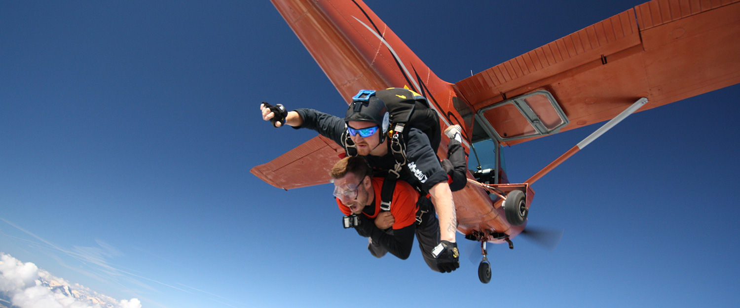 banff skydiving
