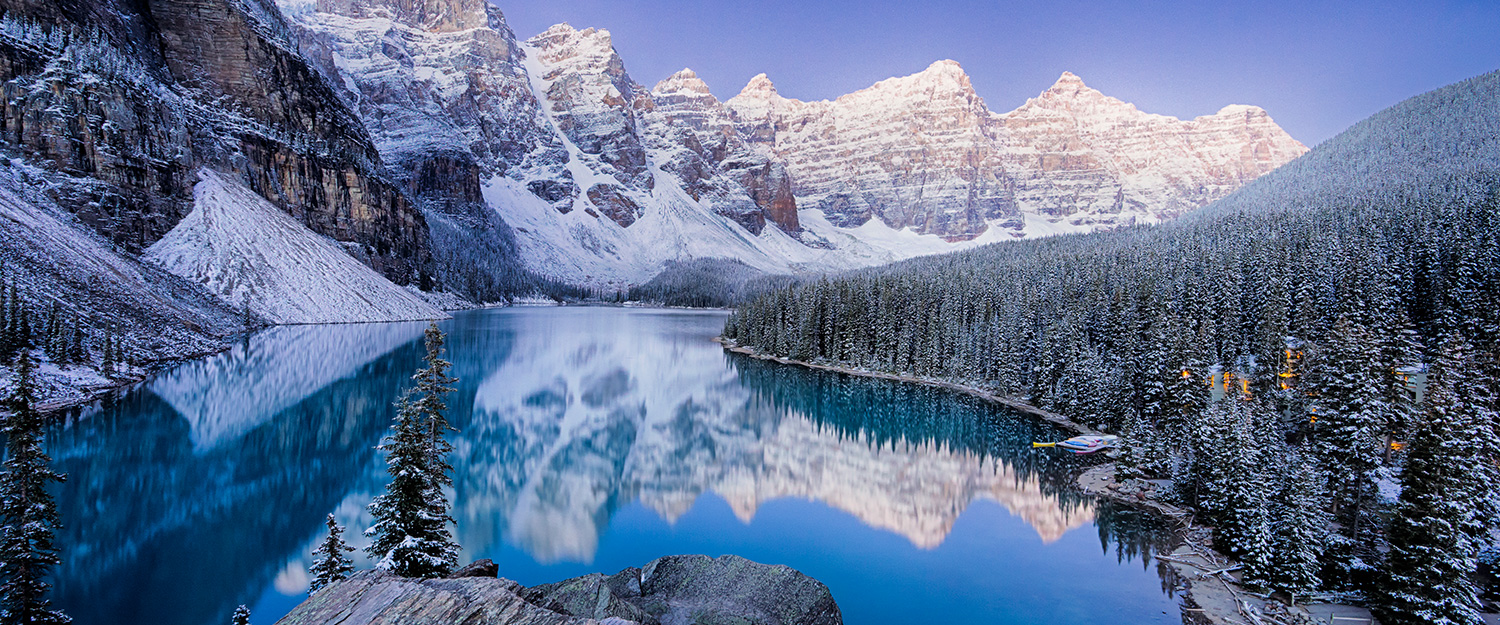 Banff Winter Vacations